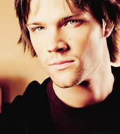 Exception #2...Jared Padalecki...(I'm a little obsessed with Supernatural that its almost a problem...=))