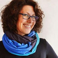 Come fare una sciarpa infinity da magliette | Cucicucicoo (italiano): Eco Sewing and Crafting | Bloglovin'
