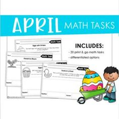 This resource was designed to enhance your Math Workshop time and increase student problem-solving skills. My littles have benefited from these math tasks throughout the years and I see a huge difference in their ability to solve math problems.