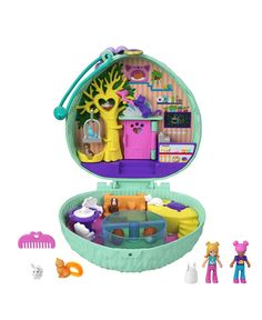 Polly Pocket World, Gifts For Kids, Great Gifts, Toys Uk, Kids Toys, Cute Hedgehog, Purple Cat, Dollhouse Kits, Playpen