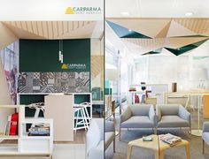 """""""My House Bank"""" Branch Concept Of Cariparma Crédit Agricole By DINN…"""