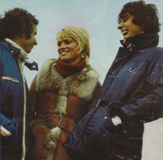 Family Photo <3 (Jean-pierre Beltoise with Francois Cevert and Jacqueline Cevert, Beltoise's Wife and Cévert sister) Love this photo Spoiled Kids, The Right Stuff, Sport Cars, Motor Sport, Sister Love, Forever Love, Courses, Good People, Jeans