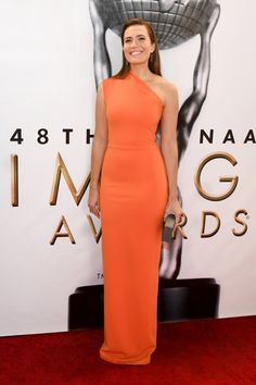 Mandy Moore attends the 48th NAACP Image Awards at Pasadena Civic Auditorium on February 11, 2017 in Pasadena, California