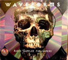 El Descanso del Escriba: Waveforms Audio Sampler de AD&D 2ª (1995)