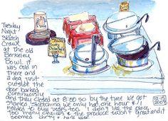 Berkeley Bowl Soup Table by Jana Bouc, via Flickr