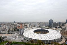 #EM Stadion in Kiew, Ukraine   (Foto: © Илья Хохлов)
