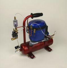 Air Compressor by Adam Groshong at Coroflot.com