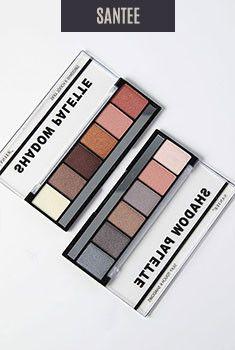 MissA = Silky Touch 6 Eyeshadow Palette 1
