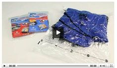 Check out our video on Travel Space Bags | SALE $4.99