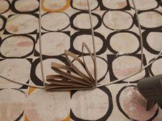 LUOVAKELLARI: Tyhjistä vessapaperirullista lampunvarjostin Coasters, Coaster