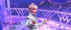 Jack Frost - Let it go. Made by me, hope you like it. Jack Frost And Elsa, Princess Pictures, Rise Of The Guardians, Queen Elsa, Jelsa, Elsa Frozen, Disney And Dreamworks, Legends, Sailor Princess