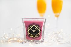 Endless Energy Ring Candle