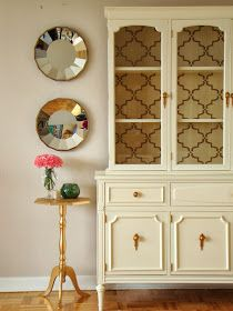 Diy Home decor ideas on a budget. : My Weekend Plans - DIY Update On My Antique Hutch Pt. 1