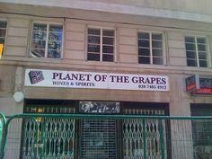 one of my favorite wine shop in london