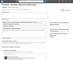 ¿Cómo sobrevivir al cierre de la pestaña Productos y Servicios en las páginas de empresa de LinkedIn?