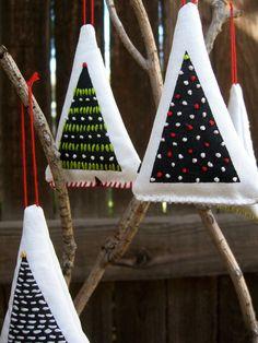 balsam xmas tree ornaments