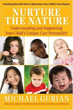 Nurture the Nature: Understanding and Supporting Your Child's Unique Core Personality. I found the author's points about getting to know your children obvious. Also, mildly depressing, to think that he needs to point out how to know your own child. How do people get so disconnected from their kids?? Maybe I will understand when mine are a little older. Though, this book is meant for the age mine are.
