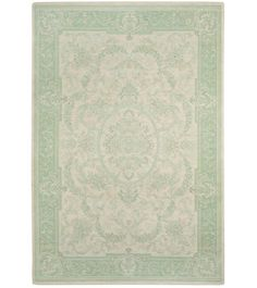 Victoriana Duck Egg Rug from Laura Ashley Australia.