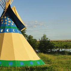 Check out this Hipcamp in Tipi Camp-Walking Stick Adventures, Walking Stick Adventures Farm, IA. Photo by Hipcamper, Maria Koschmeder Adventure Farm, Tourism Website, Swimming Holes, Fun Events, Walking Sticks, Day Trip, Iowa, State Parks, Outdoor Gear
