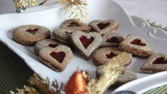 Makové linecké koláčiky Cookies, Desserts, Food, Basket, Crack Crackers, Tailgate Desserts, Deserts, Biscuits, Essen