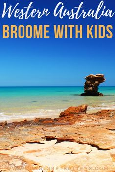 Explore the northern WA coastal town of Broome and its magnificent surrounds. Plenty of fun family-friendly activities in this tropical paradise Western Australia. Visit Australia, Australia Travel, Broome Western Australia, Great Vacations, Tropical Paradise, Travel Advice, Family Travel, Places To See, Coastal