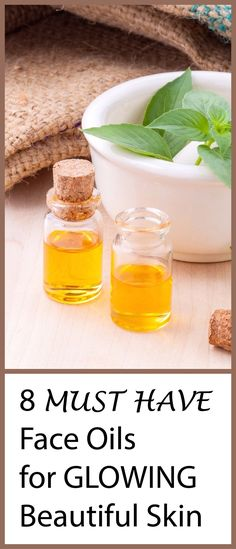 8 Essential Oils That Will Give You the Best Skin of Your Life: Oils can provide natural UV protection, fight wrinkles & sunspots. They contain antioxidants, essential fatty acids, vitamins A,C, E and more. Natural essential oils for face including Sea Buckthorn Oil, CoQ10, Jojoba, Avocado Oil, Raspberry Seed Oil, Rosehip & Neroli are the new skin elixirs.
