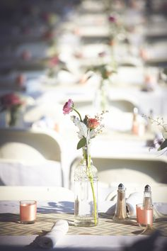 Outdoor Wedding #wedding  Photo By Brad Rankin Studio Décor By Crystal's Catering and More