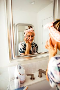 How to Give Yourself an At Home Facial: Tips from a Pro Esthetician Best Facial Products, At Home Face Mask, Face Masks, Oil Based Cleanser, Warm Showers, Facial Steamer, Clear Skin Tips, Best Skin Care Routine, Spa