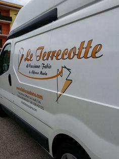 Il nostro nuovo veicolo aziendale, per le piccole consegne   Veloce e scattante!!!