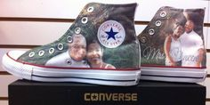 Love of my life converse! Quirky Gifts, Unique Gifts, Handmade Gifts, Personalized Valentine's Day Gifts, Customized Gifts, Valentine Day Gifts, Valentines, Toddler Converse, Love Of My Life