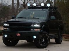 chevy tahoe offroad accessories | chevy tahoe off road