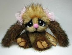 Clarabelle by Little Bittie Bears
