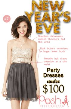New Years Eve Party Dress Under $100 @dELiA*s [OFFICIAL] #fashion #style #partydress