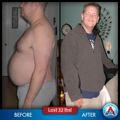 Jeff Bame lost 32 pounds on Atkins. Doesn't he look great? Click to check him out!