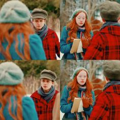Anne with an E 3 Anne e Gilbert Gilbert Blythe, Anne Shirley, Gilbert And Anne, Anne White, Movies And Series, Tv Series, Amybeth Mcnulty, Anne With An E, Anne Green