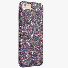 iPhone 6 Plus Cases   Girly Glitter Sparkles Tough iPhone 6 Plus Case