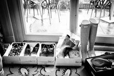 Cowley Manor behind the scenes - Cheltenham Fashion Week Daily Fashion, Fashion News, Fashion Show, Catwalk, Behind The Scenes, Ballet Shoes, Ballet Flats, Ballet Heels, Pointe Shoes