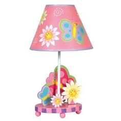 $42.88 (CLICK IMAGE TWICE FOR UPDATED PRICING AND INFO) Guidecraft Butterfly Table Lamp. See more childrens lamps at http://www.zbuys.com/level.php?node=4037=childrens-lamps
