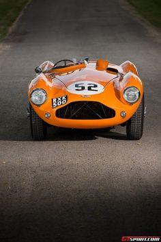 1953 Aston Martin DB35
