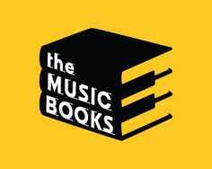 THE MUSIC BOOKS Logo design - This logo is ideal for a business related to: The music library, music teacher, music blog, , music teacher, music instructor, piano lesson, day care, children brand, kids, dance instructor, theme, etc. Price $2999.00