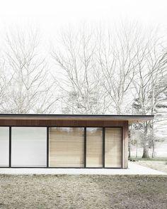 Mid century contemporary minimalist