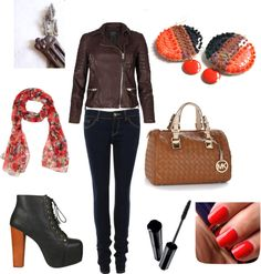 """""""Autumn fashion"""" by velanch on Polyvore"""