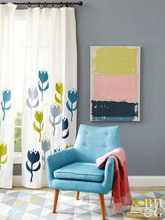 We'll show you how to create an abstract art piece (on a budget!) that doesn't look like it belongs in a Kindergarten classroom.