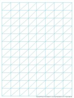 Graph Paper: Full Page Grid for Lattice Multiplication - 8x12 boxes - no name line - King Virtue's Classroom Students will love applying what you've taught them about Lattice Multiplication using this special graph paper. This grid paper design features 8 columns and 12 rows.