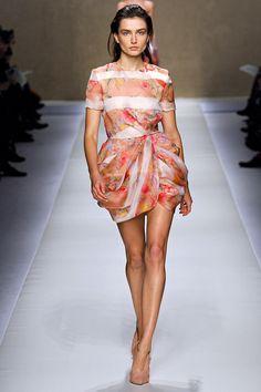 Blumarine Fall 2013 Milan Fashion Week