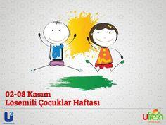 """""""Sevgi herşeyi yenebilir!"""" 02-08 Kasım Lösemili Çocuklar Haftası"""