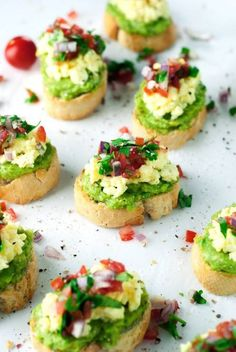 14 Healthy Breakfasts You Can Eat On The Go: Southwestern Eggs Avocado Toast