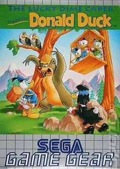 Covers & Box Art: The Lucky Dime Caper starring Donald Duck - Game ...