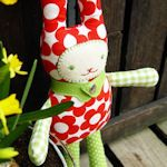 Sweet Bunny Softies To Make: {Free Patterns}