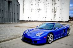 Acura NSX | 2005 Acura NSX Widebody | m.chiuuu | Flickr